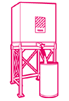 Pigger 牌大型仔猪奶箱使用说明